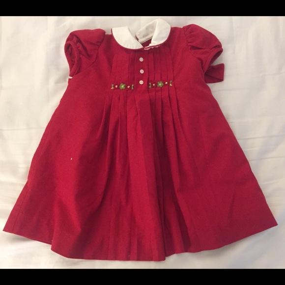 a54f2121b Luli & Me Dresses | Classic Girls Smock Dress | Poshmark